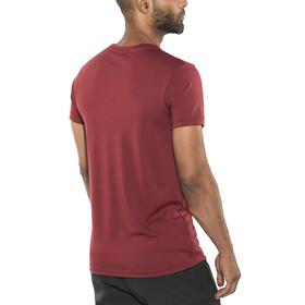 Devold Skull - T-shirt manches courtes Homme - rouge